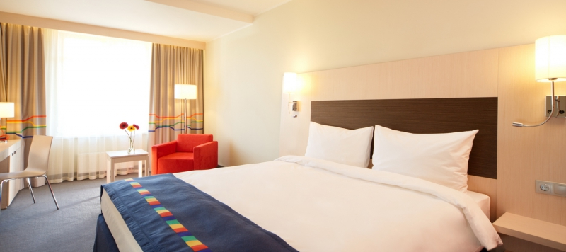 Отель «Park Inn by Radisson Sochi City Centre» 3*