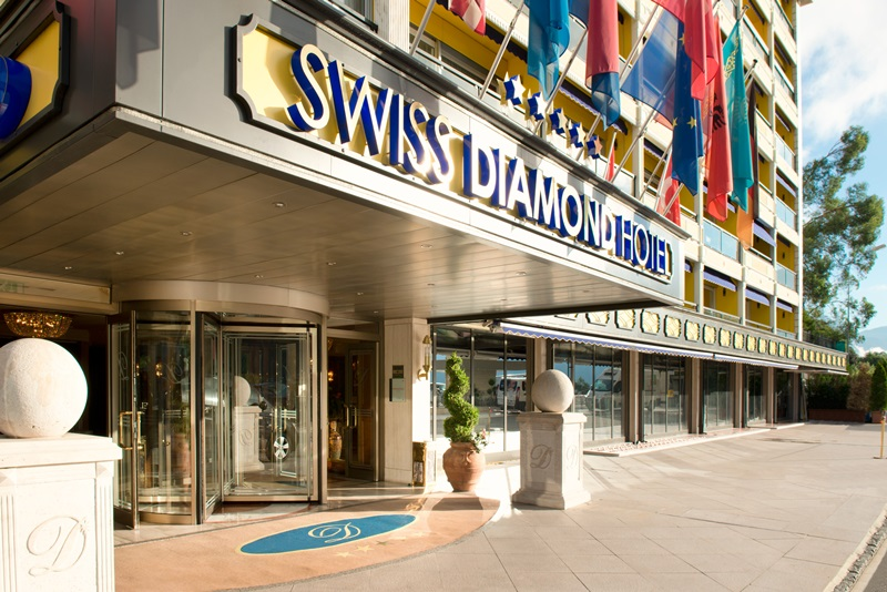 Hotel Swiss Diamond 5*